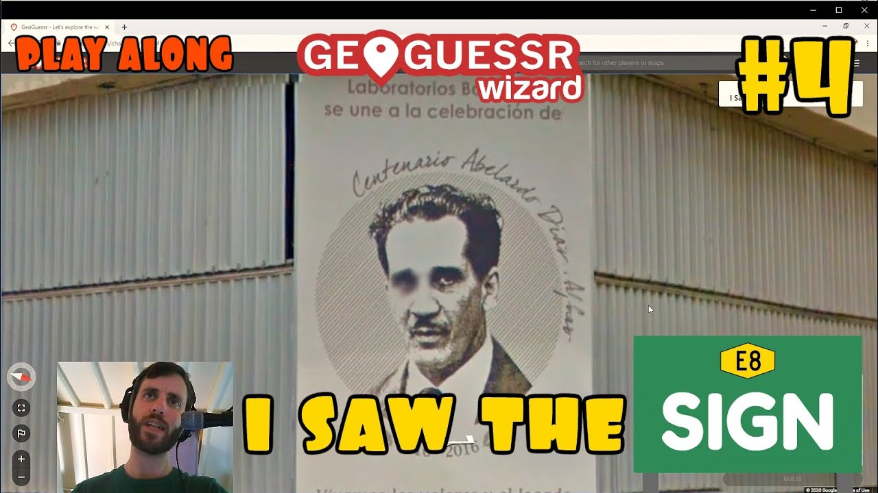 """Perfect score on """"I saw the sign"""" without moving - 19:07"""