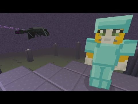Minecraft Xbox - Stampy Flat Challenge - Boss Number One (20)