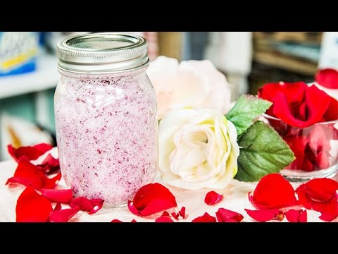 Health & Beauty - Kym Douglas' DIY Rose Water Exfoliator - Hallmark Channel
