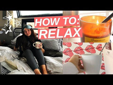 how to destress from school | tips for anxiety at school