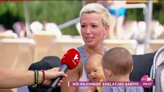 Bárdosi Ildi Alig Két Hónappal A Szülés Után Már Edzéseket Tart - Tv2.hu/fem3cafe