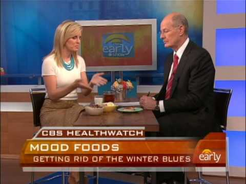 Mood Foods for Winter Blues