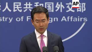 China warns against military action against Syria over Douma attack