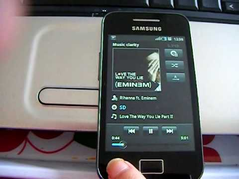 Copy of How to set personal ringtones on Samsung Galaxy Ace