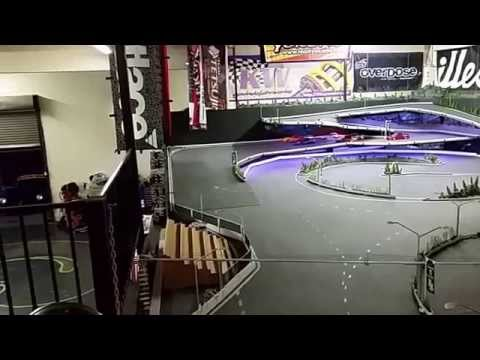 fatlace upstairs rc drift track