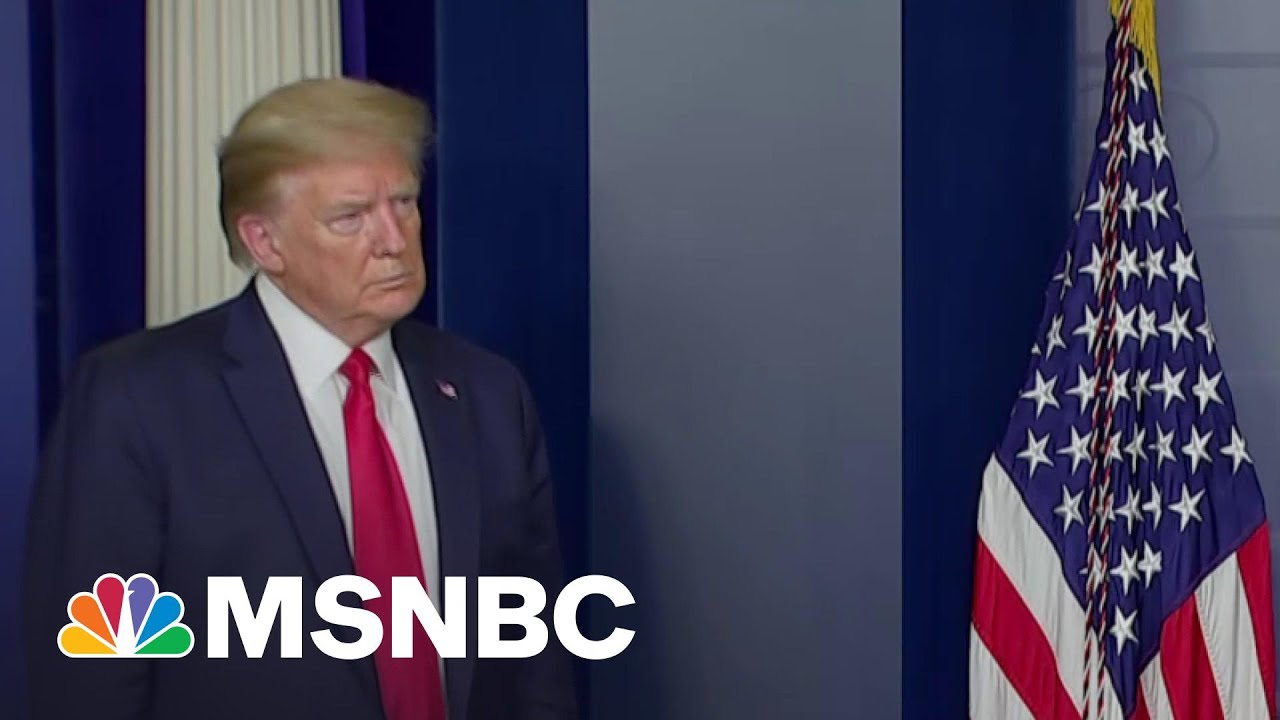 Trump Going Down? Two Grand Juries Working On Georgia Criminal Probe   The Beat With Ari Melber