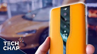 The FUTURE of Smartphone Photography? (ft. OnePlus & McLaren) | The Tech Chap