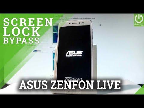 Hard Reset ASUS ZenFone Live ZB501KL - Bypass Screen Lock