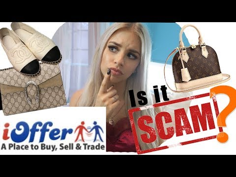Is iOffer a scam?!?!?
