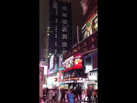 Time square at New York City