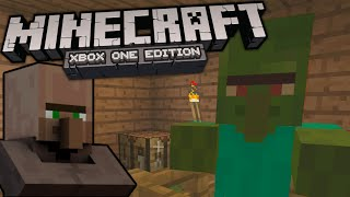 How To Cure A Zombie Villager Minecraft Xbox One Edition