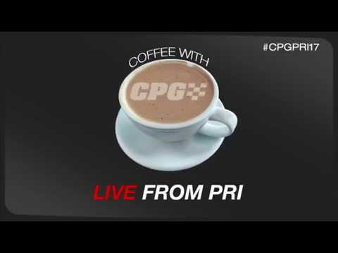 Coffee with CPG: Day 1 of the 2017 PRI Show