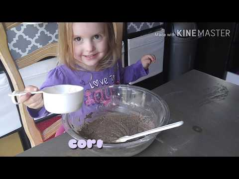 How to make Kinetic Sand!! Easy diy tutorial for kids!