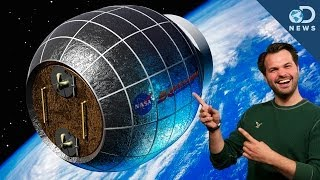 Why NASA Is Using Inflatable Spacecraft