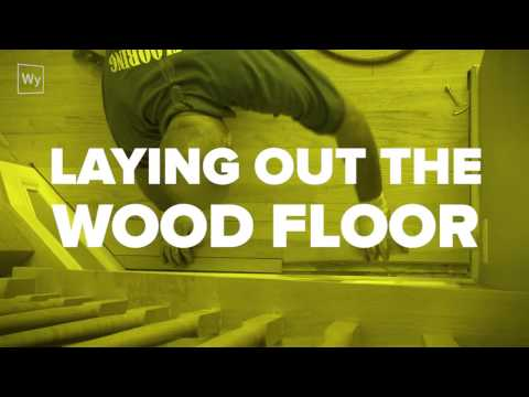 Installing Electric Floor Heating under Hardwood Floors