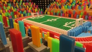 The Domino Stadium - 6000 Dominoes