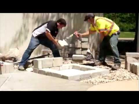 Chicago Brick Oven | Outdoor Pizza Oven Installation - Time Lapse