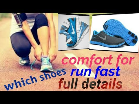 How to choose running shoes || how to justify own which shoes comfort for legs analysis(in hindi)