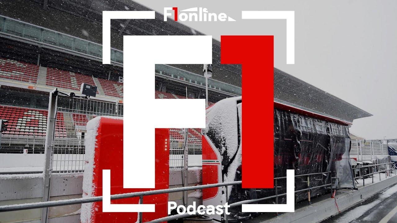 F1online Podcast Ep. 17 - 7 formulových tipov pre fanúšikov na dlhú zimnú prestávku