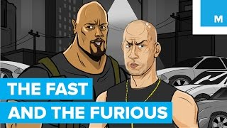 'Fast & Furious' in Under 3 Minutes | Mashable TL;DW