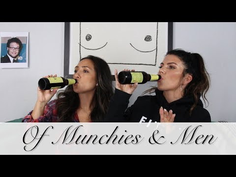 Of Munchies & Men - Beer | Fitish