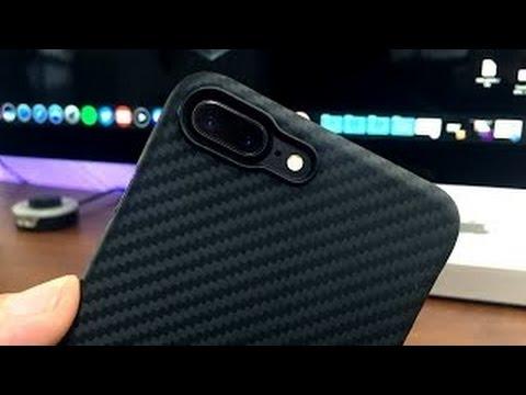 Pitaka Case iPhone 7/8 Plus - PAPER THIN CASE!