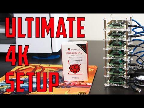 Ultimate Raspberry Pi 4K Capture Setup