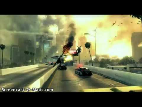 Call of duty Black ops 2 official trailer