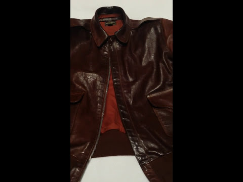 Review of Eastman Leather A2 Flying Jacket - The Best Leather Jacket?