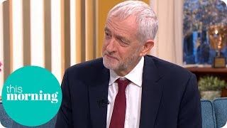 Jeremy Corbyn on His Brexit Plan   This Morning