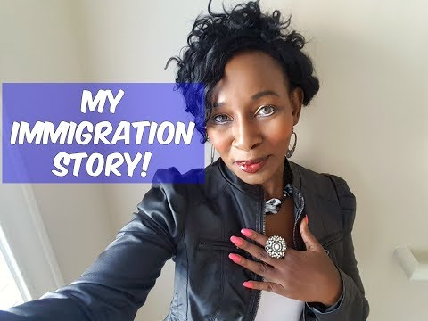 My Immigration Story!
