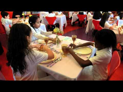 Social Skills and Table Manners for Children