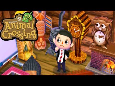 Animal Crossing: New Leaf - Missing Mayor! Murder Mystery Twin Beaks Gameplay Walkthrough Ep.81 3DS