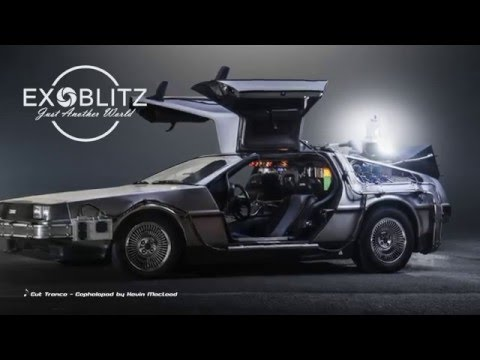 The DeLorean DMC Classic Sport Car [ Back To Future Cars ]