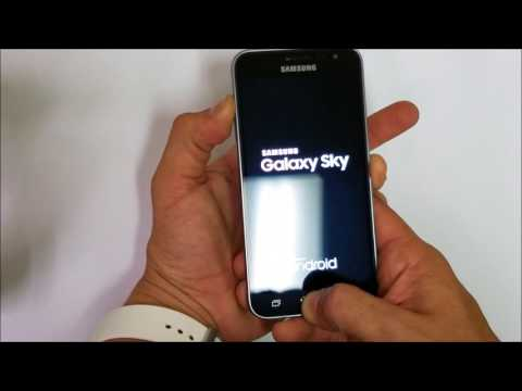 How To Reset Samsung Galaxy Sky - Hard Reset and Soft Reset