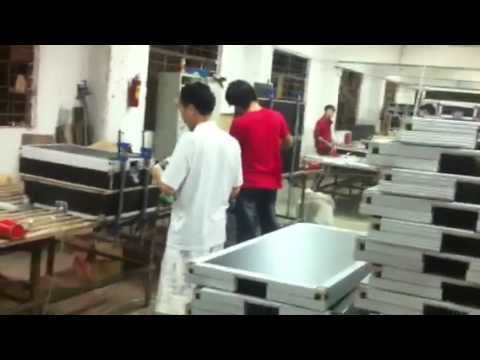 EZ Photobooth - Manufacturing since ATA custom road cases 1