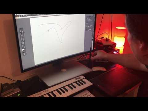 Wacom Intuos Pro Modifer Keys on Keyboard Not Working Photoshop & Illustrator CC2017