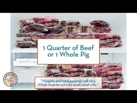Meat Tips: Freezer Storage for Bulk Buying