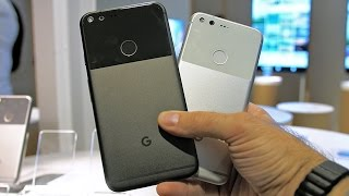 Google Pixel / Pixel XL Hands On and First Impressions!