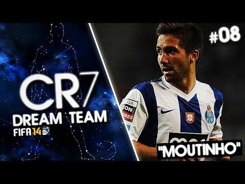 Cristiano Ronaldo's Road to Dream Team ''Joao Moutinho!'' #8 | FIFA 14 Ultimate Team