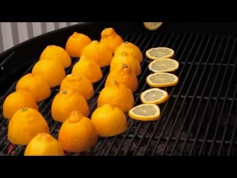 How to Make Grilled Rosemary Lemonade | BBQ
