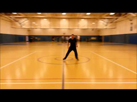 Five minute Basketball Endurance Training