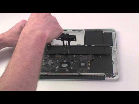 How to Take Apart the 13 Inch Macbook Pro Retina