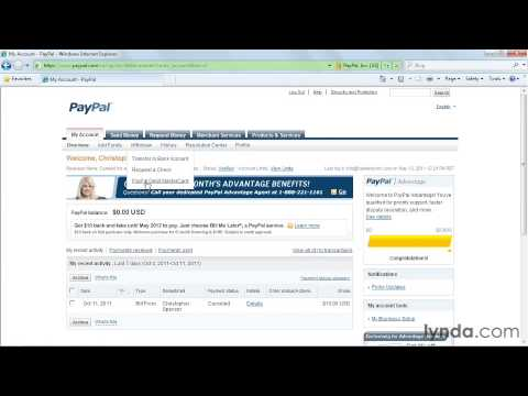 Using a PayPal debit card at an ATM or using the MasterCard feature