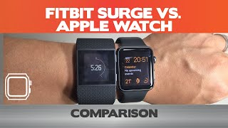 Which Is Better Fitbit Surge Vs Apple Watch 5 Smartwatch Differences