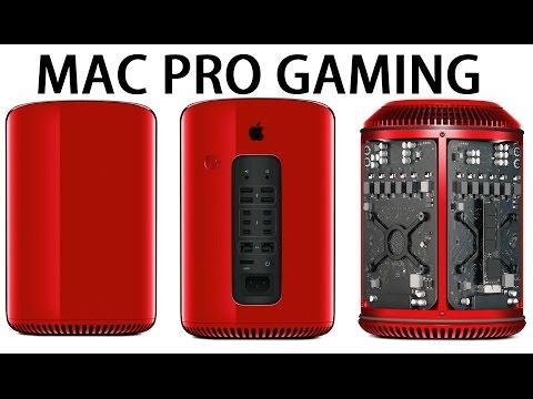 *INSANE* Mac Pro Gaming in 2018!?