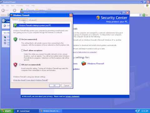 How To Add Exceptions In Windows Firewall