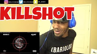 He called out everyone but Eminem!!! | !Merkules - ''Killshot Freestyle'' #FreeSmoke | REACTION