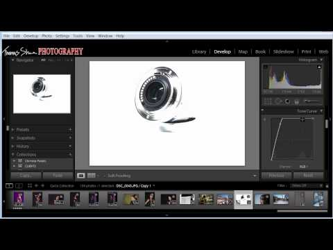 Lightroom Tutorial Series, How to find,
