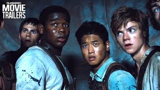 Maze Runner: Death Cure | Take a journey with the cast
